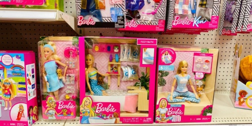 Barbie Dolls as Low as $12.75 on Target | Perfect For Easter Baskets!