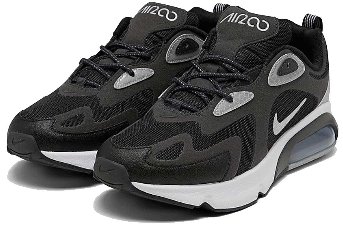 Men's Nike Air Max 200 Winter Casual Shoes