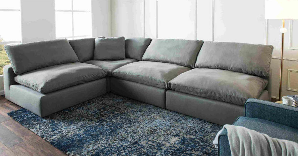 bobs furniture cloud couch