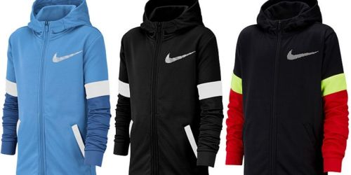 Nike Boys' Hoodies as Low as $14.99 on JCPenney.com (Regularly $50)