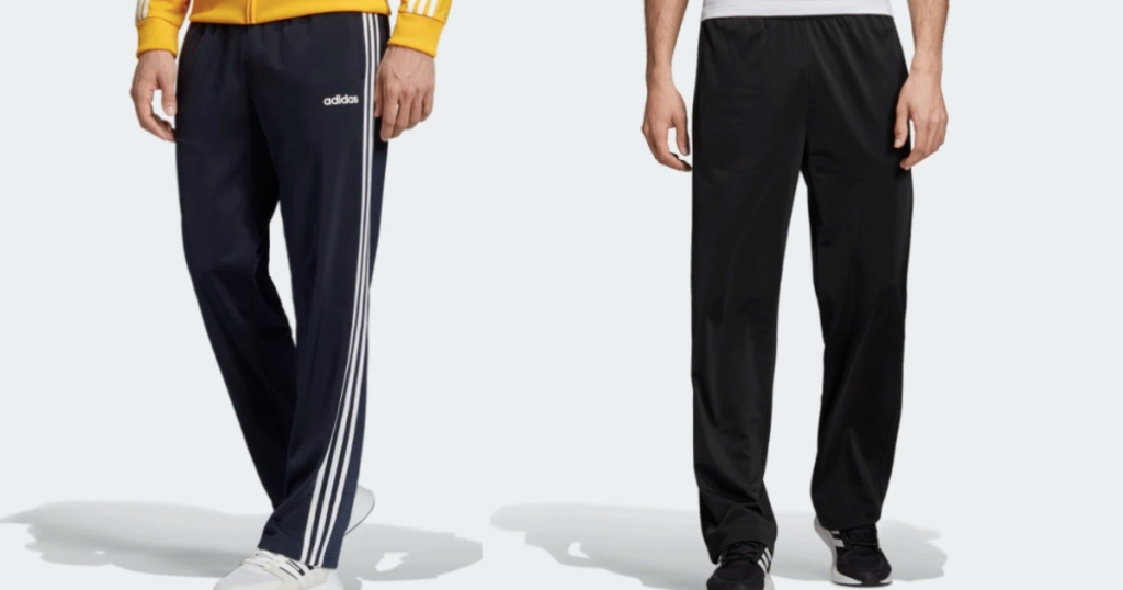 classic 3-stripe adidas pants