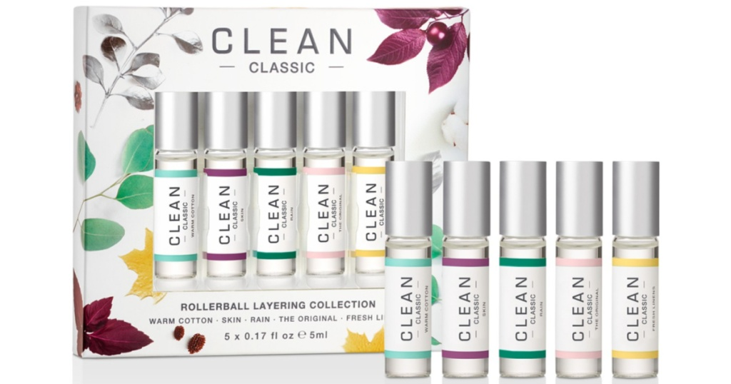 clean classic rollerball box with rollerballs