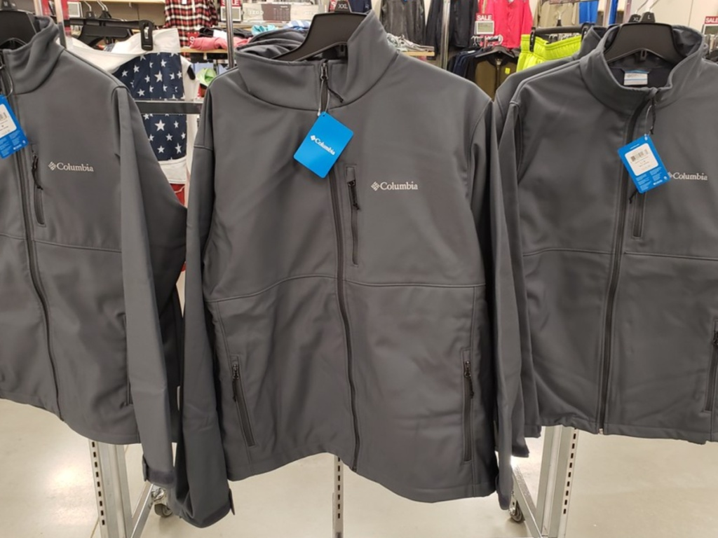 columbia mens outerwear