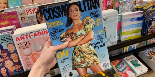 Complimentary Magazine Subscriptions | Cosmopolitan, Marie Claire, Architectural Digest, & Allure