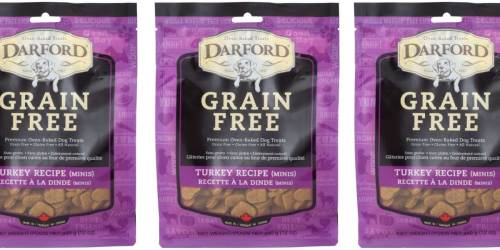 Darford Grain Free Dog Treats Just $3.48 Shipped on Amazon