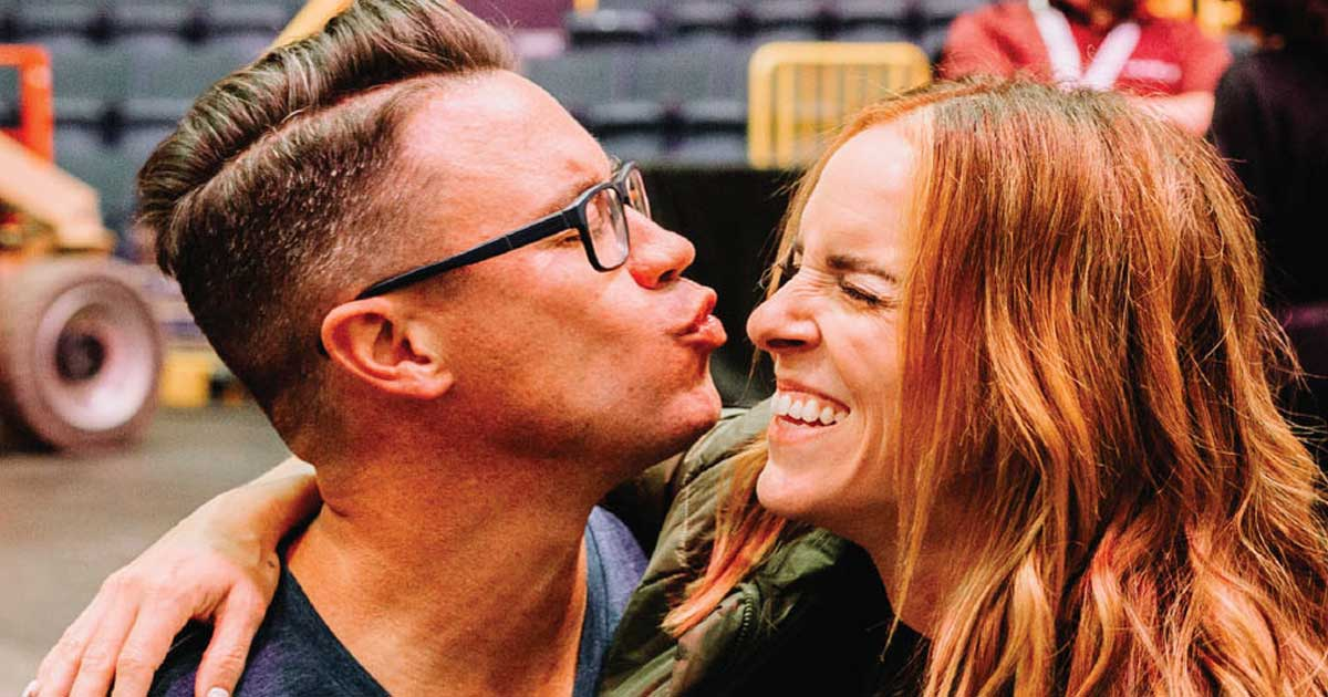 Dave and Rachel Hollis