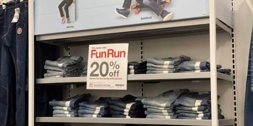 20% Off Cat & Jack Kids Denim at Target | Jeans, Overalls &  More