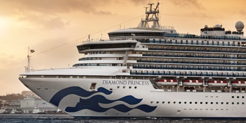 Princess Cruises Shut Down Due to Coronavirus