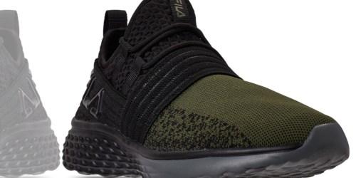 Fila Men's Fondato 4 Running Sneakers Only $22.50 on Macy's (Regularly $85)