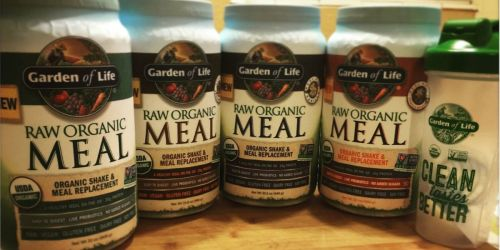 Garden of Life Meal Replacement Powder 2lb Just $19.45 Shipped on Amazon (Regularly $65)