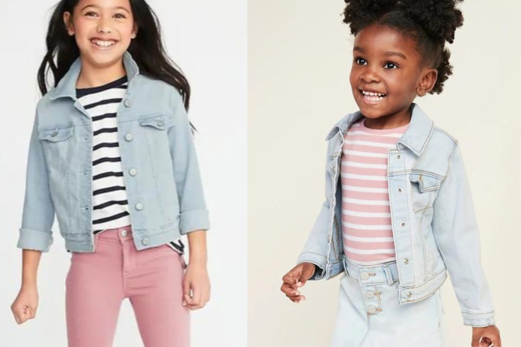 girls and toddler jacket old navy