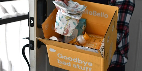 Hello Bello Diaper Bundle Just $49 Shipped for New Customers | Includes 245 Diapers, 4 Packs of Wipes & Bonus Freebie