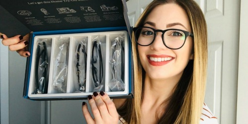 You Can Try 5 Pairs of Warby Parker Glasses for FREE (I Did & I'm Super Impressed!)