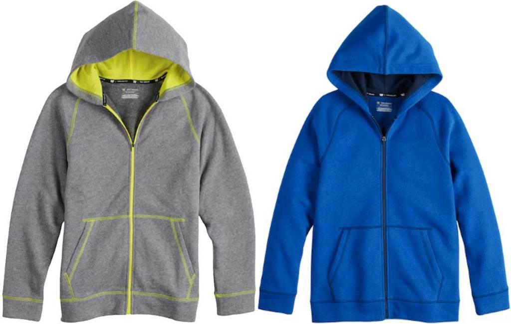 tek gear boys hoodies