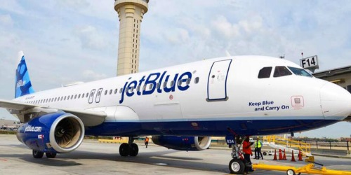 JetBlue 2-Day Sale: Roundtrip Flights from $77