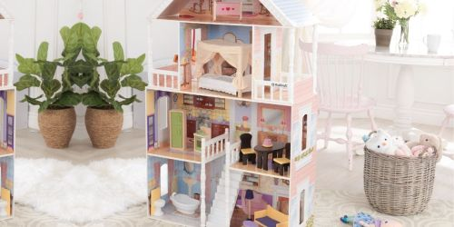 KidKraft Savannah Dollhouse Just $79.99 Shipped on Walmart.com (Regularly $149)