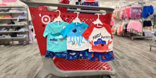 Up to 35% Off Baby & Toddler Swimwear on Target