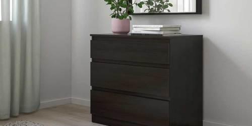 IKEA Recalls Dresser Due to Entrapment Hazard