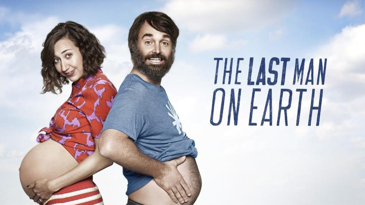 last man on earth series poster
