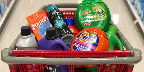 The Latest Amazon Subscribe & Save Household Deals (Trash Bags, Detergent, & More)