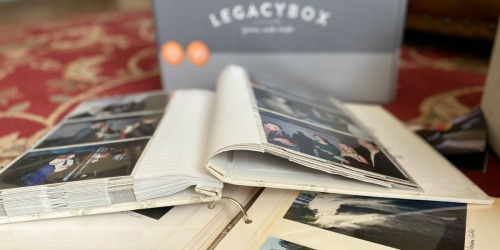 Converting Home Movies & Photos to DVD or Digital Download is Easy w/ LegacyBox – & Get 55% Off!