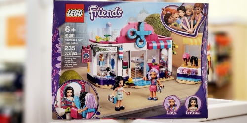 20% Off LEGO Sets + Free Shipping for Cardholders & Earn Kohl's Cash