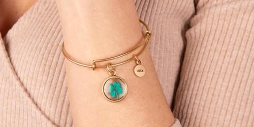 Alex & Ani Lucky Charm Bracelets Just $19 Shipped (Regularly $38)