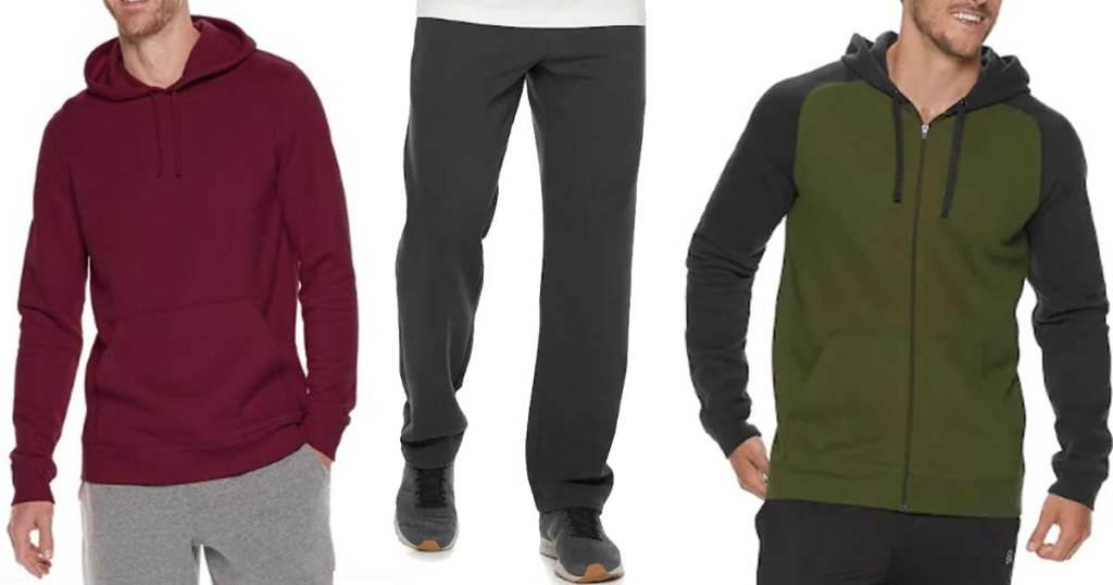 men's tek gear apparel