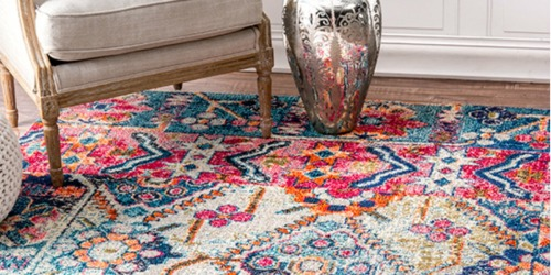 5×7 Area Rugs Only $49.99 Shipped (Regularly $200+)
