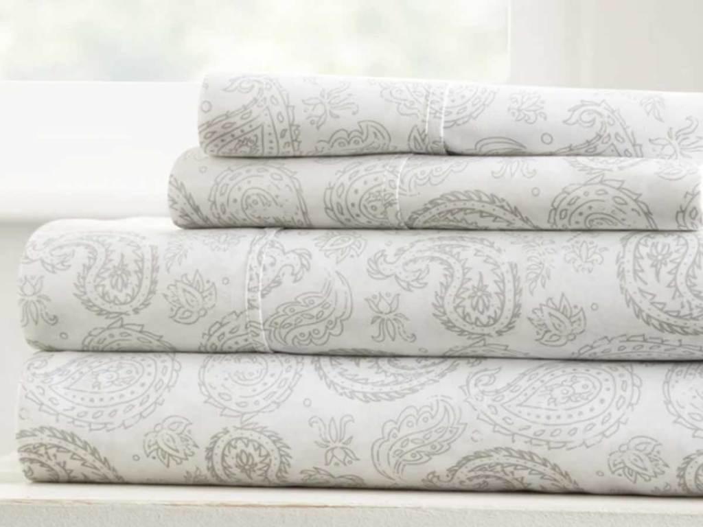 patterned sheet set