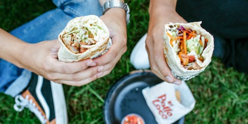 Buy One El Pollo Loco Burrito, Get One Free | April 2nd Only