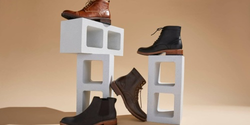 Up to 80% Off Men's Shoes on Famous Footwear + Free Shipping | Perry Ellis, Dockers, Nike & More