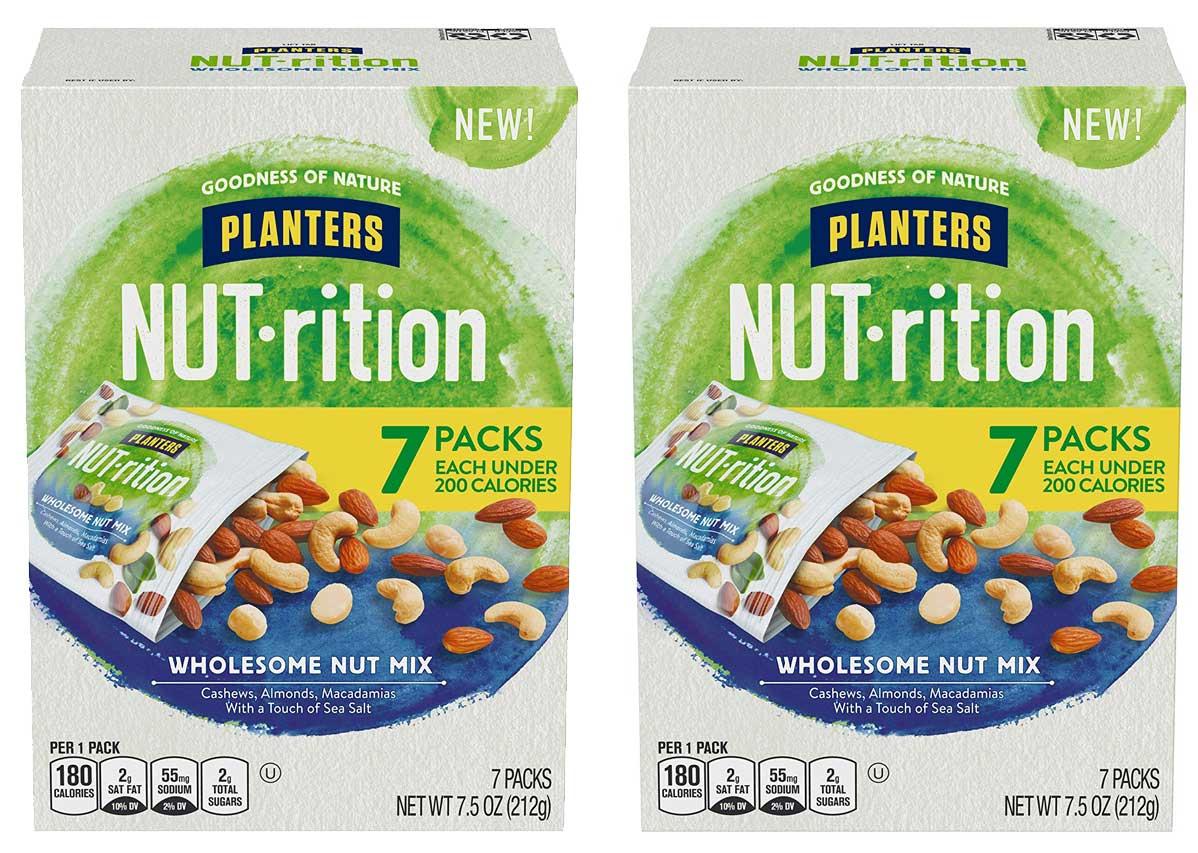 planters NUT trition