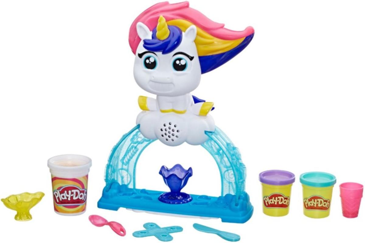 unicorn playdoh and accessories