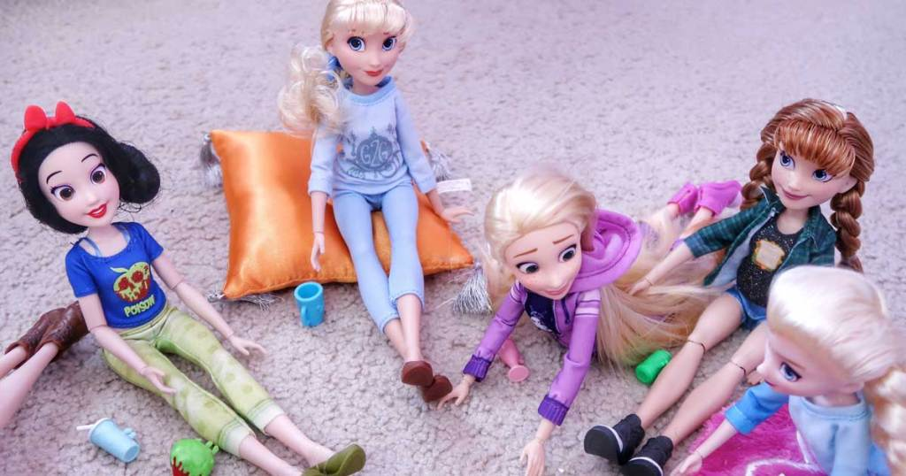 Disney Princess Ralph Breaks the Internet Movie Dolls