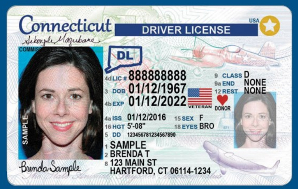 picture of real id