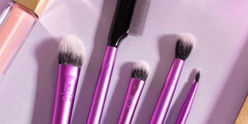 Real Techniques Makeup Brush Sets as Low as $3.86 on Amazon (Regularly $9)