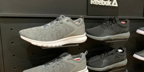 Up to 70% Off Reebok Shoes & Accessories + Free Shipping