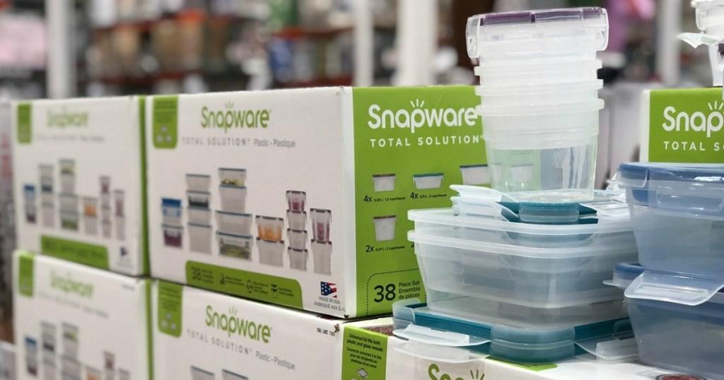 snapware sets at costco