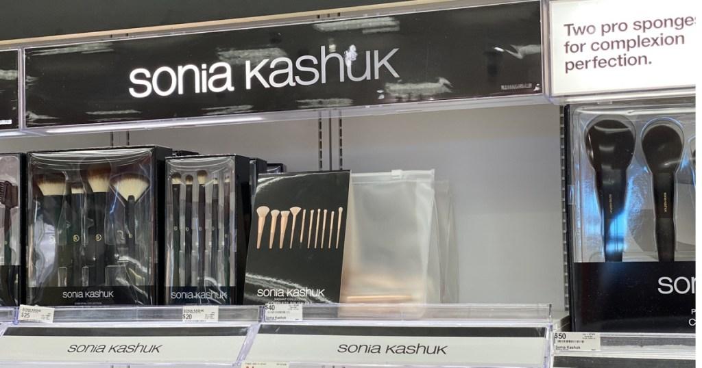 soniakashuk makeup brushes at target
