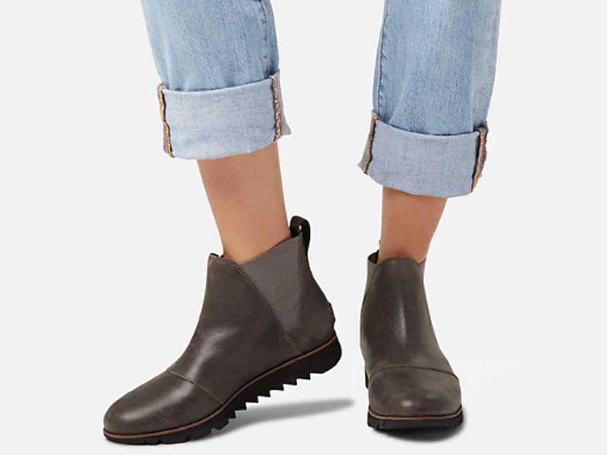 Sorel Women's Women's Harlow Chelsea Boot