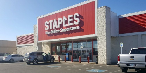 FREE Shipping on All Staples.com Orders
