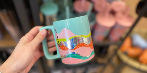 New Starbucks Tumblers & Mugs Available | Adorable Spring Designs