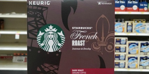 Starbucks Coffee 96-Count K-Cup Pods Only $37.99 Shipped on Amazon