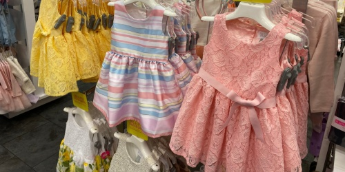 The Children's Place Easter Dresses Only $11.98 Shipped