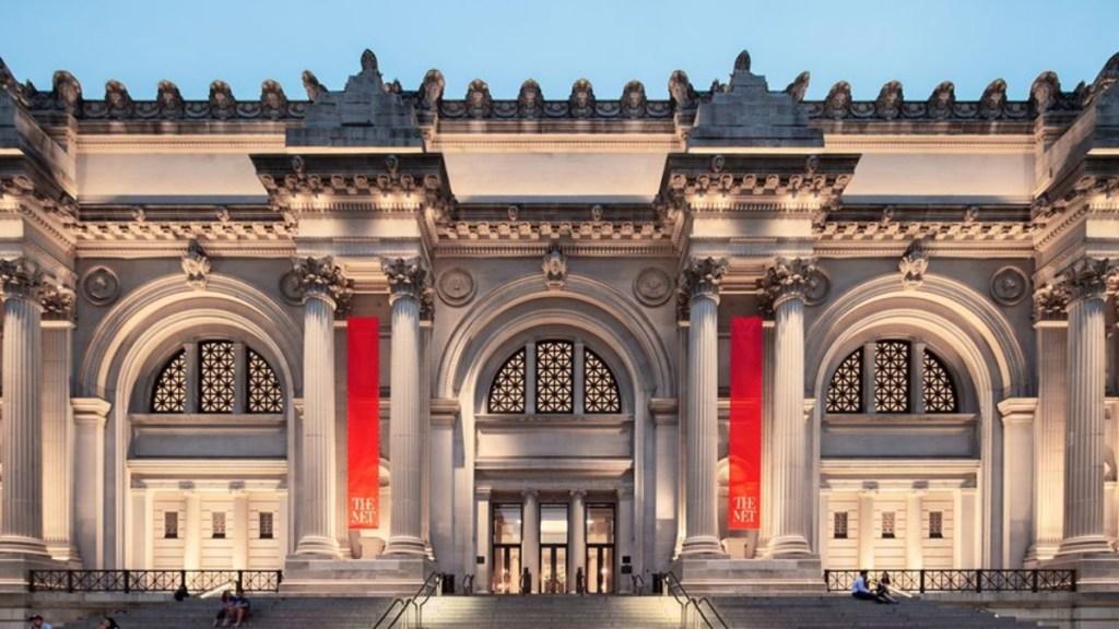 The Metropolitan Musem of Art exterior