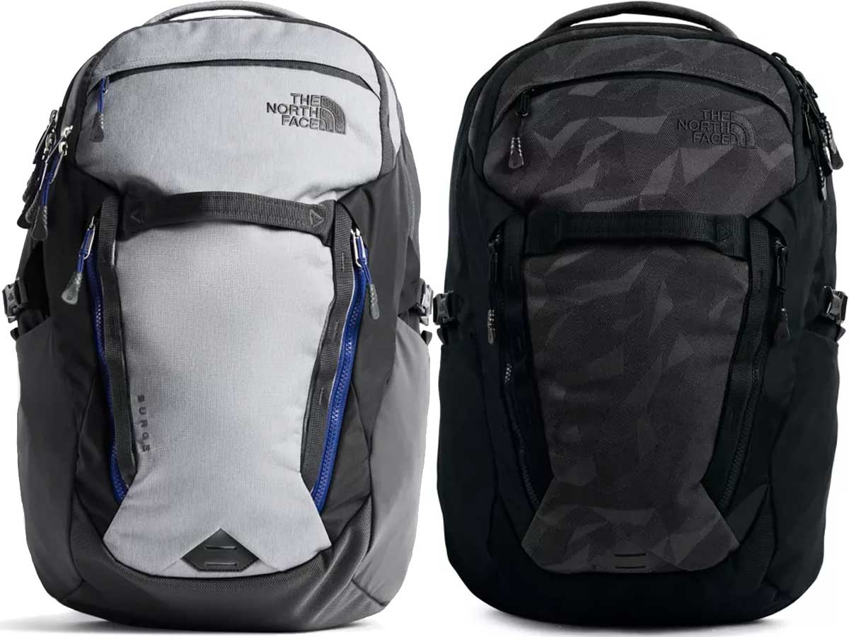 stock images of The North Face Surge 31-Liter Backpack