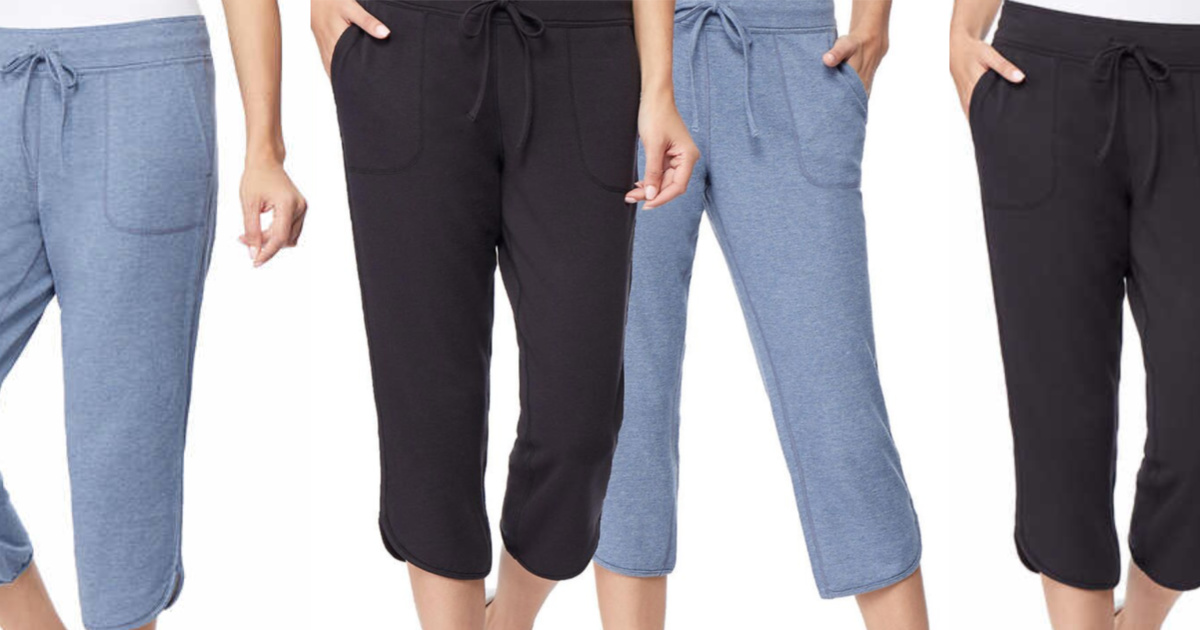 stock images of women's lounge pants