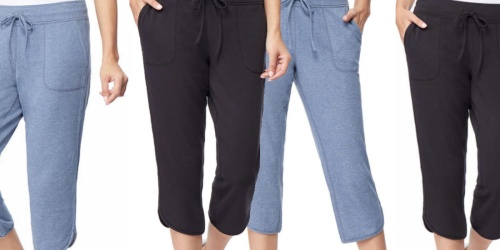 32 Degrees Women's Pull-On Capri 2-Pack Only $14.99 Shipped on Costco