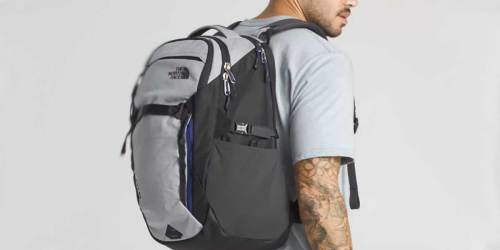 The North Face Backpack Just $77.40 Shipped (Regularly $129) | Great Reviews